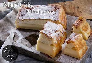 Magic Cake Recipe
