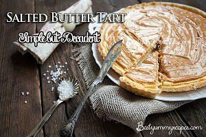 Salted Butter Tart