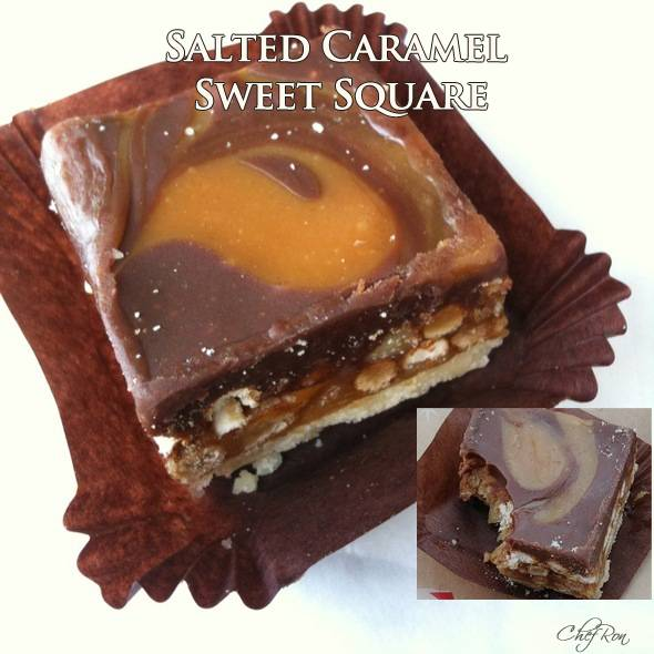 Salted Caramel Sweet Square - All food Recipes Best ...