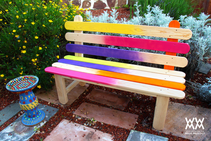 Excellent 15 Awesome Outdoor Bench Projects You Can Build At Home Frankydiablos Diy Chair Ideas Frankydiabloscom