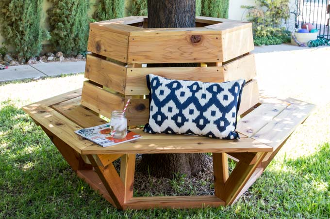 Admirable 15 Awesome Outdoor Bench Projects You Can Build At Home Frankydiablos Diy Chair Ideas Frankydiabloscom